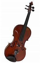 William Wilkanowski 1952 Violin w/ Bow Trio