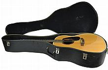 Vintage Applause Acoustic Round Back Guitar
