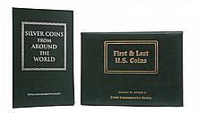 2 Pc. Coin Folder Lot w/
