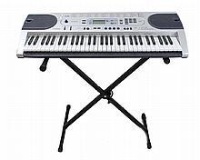 Casio LK-45 Keyboard w/ Stand