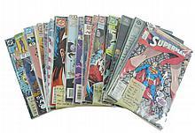 39 Count Copper Age Comic Lot w/ Superman