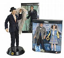 3 Pc. Frank Sinatra Doll Set
