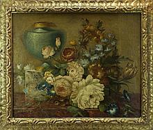 Cosmo deSalvo (1893-1991) Still Life Oil Painting
