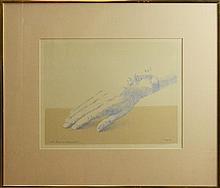 René Magritte (1898-1967) Les Bijoux Indiscrets