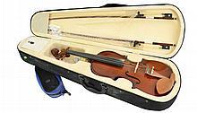 Cecilio Student Violin w/ Bows & Case