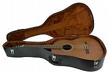 1997 Dauphin Acoustic Guitar w/ Case
