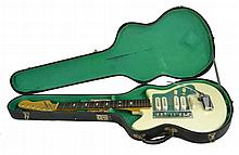 Vintage Bradford Electric Guitar w/ Case