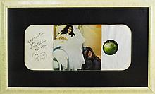 Signed John Lennon Album w/ Tiny Tim Dedication