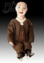 20th C. Male Ventriloquist Dummy