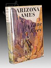 Signed 1st Edition Zane Grey