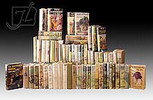 60 Pc. Vintage Zane Grey Book Lot