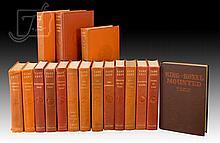 17 Pc. Vintage Zane Grey Book Lot