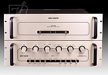 Audio Research Stereo Preamplifier & Power Supply