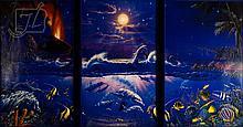 Christian Lassen (1949-) The Dawn Of Pele Ltd Ed