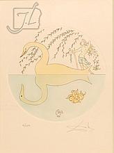 Salvador Dali (1904-1989) Ltd Ed Lithograph