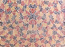 Jasper Johns (1930-)