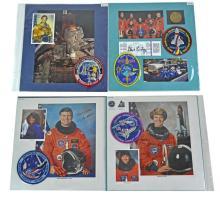 Commemorative Discovery Mission Autograph Lot
