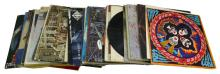 36 Pc. Rock-N-Roll Record Lot w/ The Who
