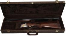 Gold Inlaid Browning Grade VI Citori Lightning 12G Shotgun
