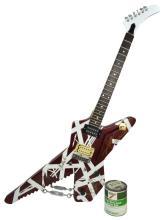 Signed Custom Van Halen Ibanez Destroyer Guitar