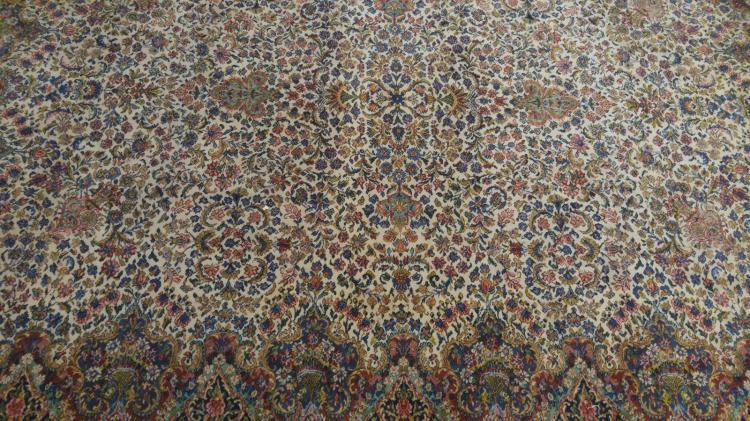20th C. Karastan Large Woven Rug