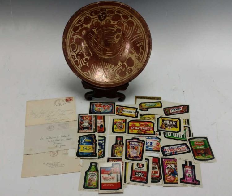 20th C. Decorative Lot