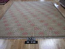 Armenian Snowflake Design Rug