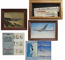 5 Pc. American Airline/United Airlines Lot