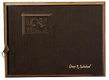 Gary R. Swanson (1941-2010) Ltd Ed Art Book