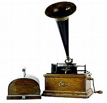 Antique Edison Fireside Model A Phonograph c 1905
