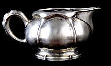 Antique .800 Silver Creamer by Gottlieb Kurz