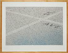 Edward Ruscha (né 1937) Ltd. Ed. Lithograph