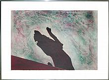 Fritz Scholder (1937-2005) Ltd. Ed. Lithograph #3