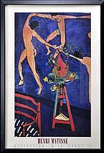 Henri Matisse Poster, Nasturtiums with Dance II