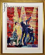 LeRoy Neiman Serigraph AP 48/50 Royal Albert Hall