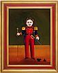 Agatito Labios Oil Painting