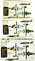 (2) AMT B-25C Bomber Kits w/ Additional Parts