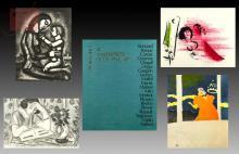 Portfolio Twenty-Four Masterpieces of Graphic Art