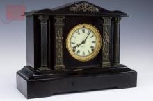 Ansonia Clock Co. Slate Mantle Clock