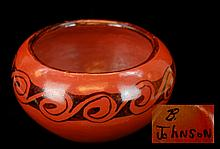 Barbara Johnson Native American Maricopa Bowl #1