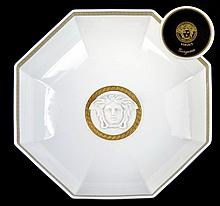 Rosenthal Versace Medusa Gorgona Center Bowl