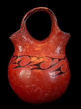Vesta Bread Maricopa Pottery Wedding Vase