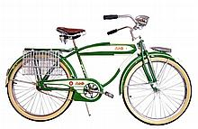 Mid-Century Style Columbia Bicycle