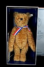 1992 Otto Steiff Teddy Bear, 4067/44