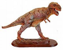 Dreamstar Fischner T-Rex Dinosaur Sculpture