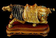 Chinese Carved Ivory
