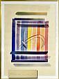 Masoud Yasami Watercolor, Wash #10
