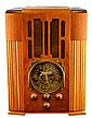 Vintage Zenith Long Distance Radio, N79558