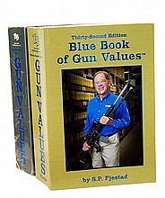 Gun Value Blue Book PAIR by S.P. Fjestad