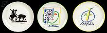 Pablo Picasso (1881-1973) Picasso Living Plate Lot